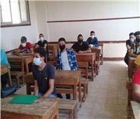 392 ألف طالبا بالثانوية العامة ينتهون من أداء امتحان الفيزياء اليوم
