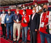 وزير الرياضة يهنىء منتخب اليد بفوزه في الظهور الأول بأولمبياد طوكيو