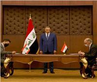 توقيع اتفاق بين العراق ولبنان لبيع زيت الوقود الثقيل بالسعر العالمي  صور
