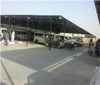 الوادي الجديد: حملات لضبط العمل بموقف سيارات الأجرة لمنع استغلال المواطنين