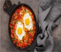 من المطبخ التونسي  طريقة عمل «عجة إسكالوب»