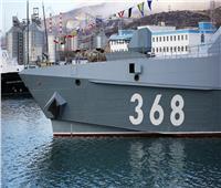 سفينة إنقاذ تابعة لأسطول البحر الأسود الروسي تتجه إلى خليج عمان