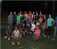 «معا من أجل مصر» يستكمل نشاطه بأيام رياضية ومسرحية بالسويس