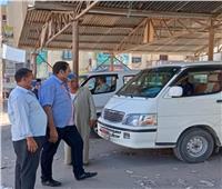 حملات مكثفة لمتابعة الالتزام بـ «التعريفة» وتوافر الوقود بالبحيرة