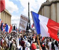 مظاهرات في فرنسا ضد التطعيم الاجباري.. صور وفيديو
