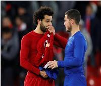 تقارير أجنبية تكشف عن صفقة تبادلية لانتقال محمد صلاح إلى ريال مدريد
