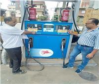 حملات مكثفة على المواقف وتوافر الوقود بمحطات الغربية