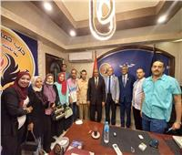 """""""حماة الوطن"""" يفتتح مقرا جديدا للحزب في أسيوط"""