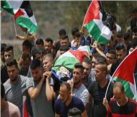 تشييع جثمان فتى فلسطيني استُشهد برصاص الاحتلال ب«رام الله»