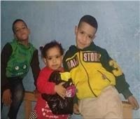 ننشر صورة الثلاث أشقاء ضحايا حالات التسمم في قنا