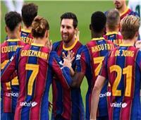 برشلونة يفوز على جيرونا بثلاثية وديا استعدادا للموسم الجديد