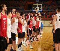 «فراعنة السلة» فى مواجهة الأردن الودية استعدادًا لبطولة إفريقيا