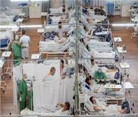 البرازيل تسجل 1108 حالات وفاة جديدة بكورونا