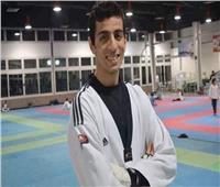 طوكيو2020.. عبد الرحمن وائل يتأهل لربع نهائي التايكوندو