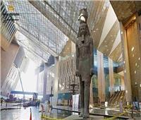 «المشرف العام»: اكتمال الإنشاءات في مبني متحف المصري الكبير بنسبة 100%