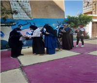 5283 طالبًا وطالبة يؤدون امتحان التاريخ في بني سويف