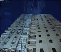 خاص| أول تعليق من «التنمية المحلية» على واقعة العقار المائل بالإسكندرية