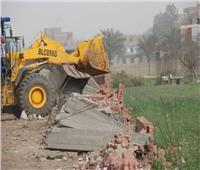 إزالة 305 حالة تعدى على الأراضي الزراعية خلال إجازة عيد الأضحى