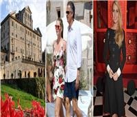 بفرق 30 عامًا.. زفاف ابنة أخت الأميرة ديانا من ملياردير في إيطاليا