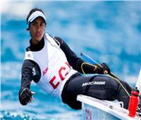 أوليمبياد طوكيو علي بدوي وخلود منسي ينهيان منافسات اليوم الأول في سباق الشراع