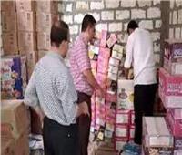 ضبط 89 مخالفة تموينية متنوعة خلال حملات رقابية بالمنيا