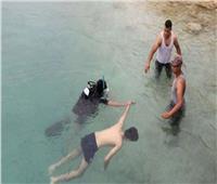 غرق ثلاثة أشقاء بشاطئ الهنا في الساحل الشمالى