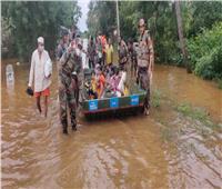 124 قتيلا وعشرات المفقودين حصيلة الأمطار الموسمية في الهند