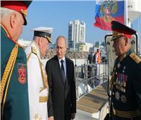 سانت بطرسبورجتحتضن العرض البحري الرئيسي للبحرية الروسية