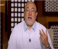 شاهد  خالد الجندي يعلق على إنفاق المصريين 30 مليار جنيه في العيد