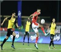 انطلاق مباراة الأهلي والإنتاج الحربي في الدوري الممتاز