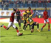 الدوري الممتاز  15 دقيقة.. التعادل السلبي يسيطر على «الأهلي والإنتاج»