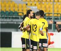 الدوري الممتاز  الإنتاج يسجل هدف التعادل في شباك الأهلي (1-1)