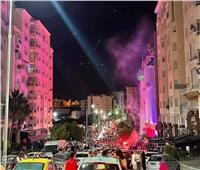 «أزحنا الغمة».. الشارع التونسي يحتفل بالإطاحة بالإخوان