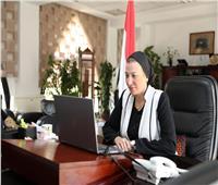وزيرة البيئة: مصر تسعى للمشاركة في تحالف لتحقيق نتائج مرضية للتغيرات المناخية