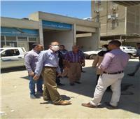 رئيس مدينة ملوى: انتظام سير العمل بمواقف السيارات ولا زيادة في أسعار تعريفة المواصلات