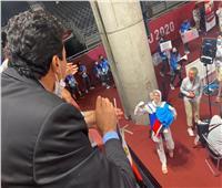 وزير الرياضة يهنئ «هداية ملاك وسيف عيسي» بالفوز في أولمبياد طوكيو