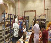 استمرار فعاليات معرض مركز طنطا الثقافي طنطا احتفالابثورة يوليو