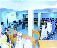 جامعة سوهاج تواصل دوراتها التدريبية لتعلم لغة الإشارة