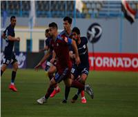 الدوري الممتاز | مباراة بيراميدز والبنك الأهلي .. بث مباشر
