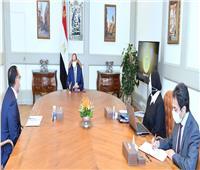 الرئيس السيسي يوجه بإنشاء مدن صناعية جديدة وتطوير المدارس الفنية