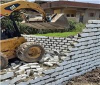 إزالة 4 حالات بناء مخالف وضبط أدوية منتهية في حملة بالواسطي