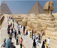 بعد رفع كفاءة الخدمات.. «السياحة الروسية» تحتل نسبة كبيرة في مصر| فيديو
