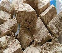 ضبط مصنع «حلاوة طحينية» فاسدة في الطالبية بالجيزة