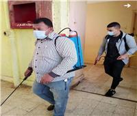 تحرير ٢٥ محضرًا لعدم الالتزام بالإجراءات الاحترازية في المحلة