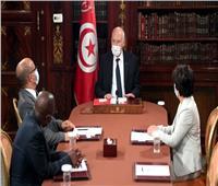 قيس سعيد: نحترم الدستور ومقتضياته وفرض القانون على الجميعوضمان استقلال القضاء