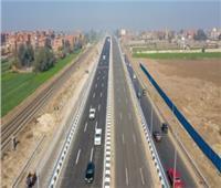 تعرف على الحالة المرورية في الطرق السريعة بمحافظة القليوبية