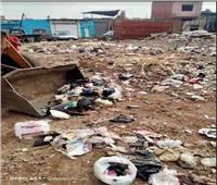 رفع تلال القمامة من 3 أحياء بالقاهرة لإعادة المظهر الحضاري