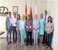«اتحاد عمال بلاروسيا» يشيد بالتنمية التي تشهدها مصر بقيادة الرئيس السيسي