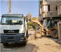 محافظ أسيوط: استخدام أحدث المعدات «حاويات ومكابس» لرفع القمامة