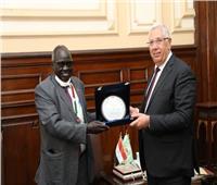 «مصر والسودان» يبحثان التعاون المشترك في مجال الثروة الحيوانية